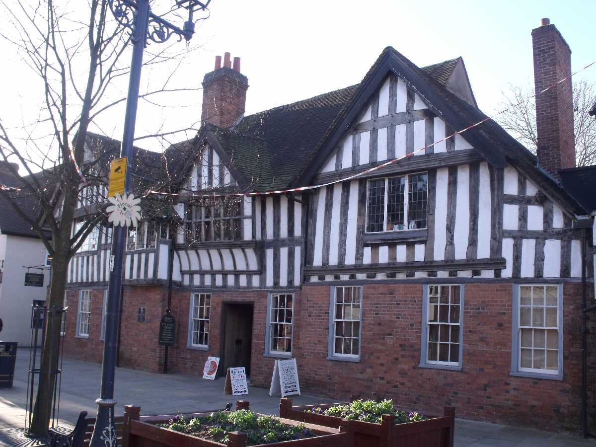 Manor House High Street Solihull